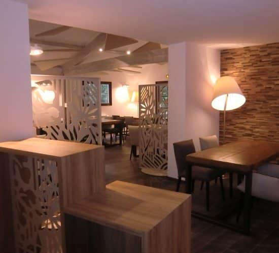 Restaurant à Colombières-sur-Orb (après)