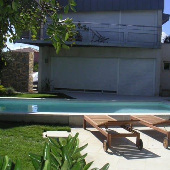 Piscine, terrasse et aménagement extérieur