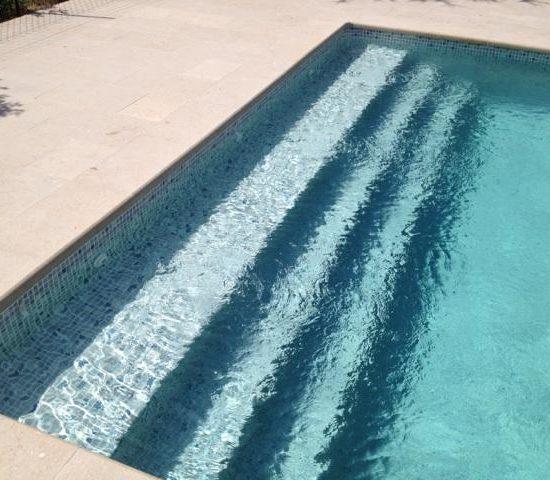 Rénovation piscine et terrasse