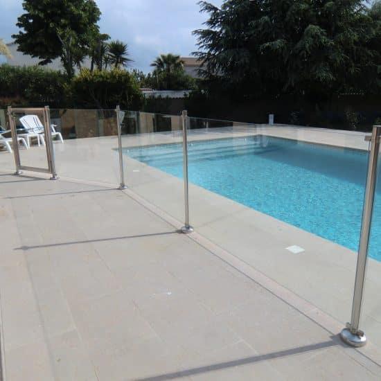 Rénovation terrasse et piscine