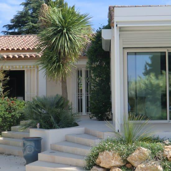 Rénovation et création escaliers, terrasses
