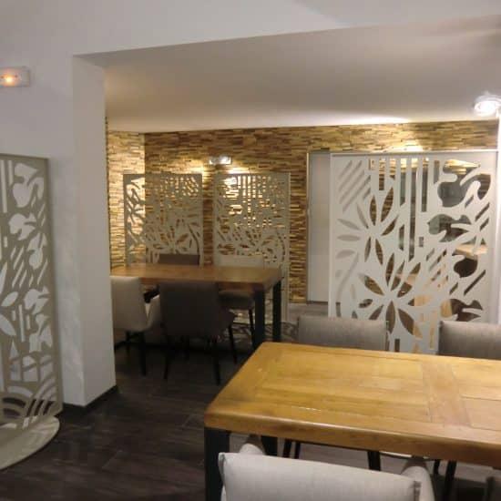 Rénovation, décoration et création claustra