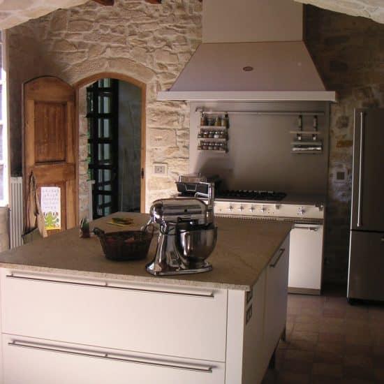 Cuisine et rénovation