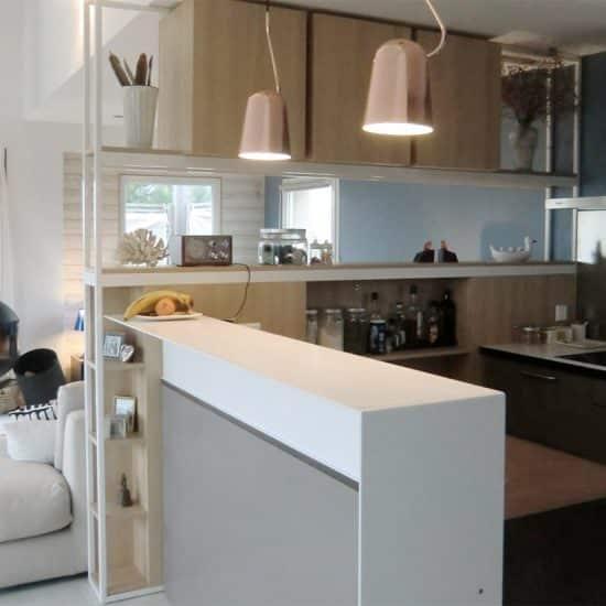 création de meubles de cuisine sur mesure