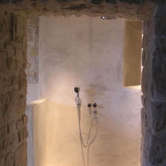 Rénovation d'un vieux mas